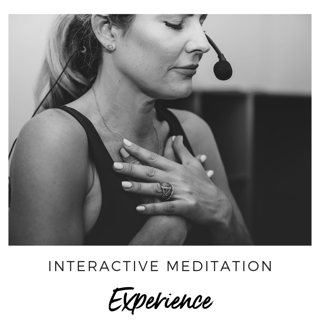 Copy of Interactive meditation